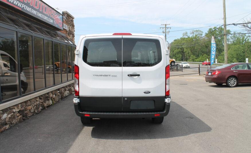 2018 Ford Transit 250 Van Low Roof w/Sliding Side Door w/RWB Van 3D