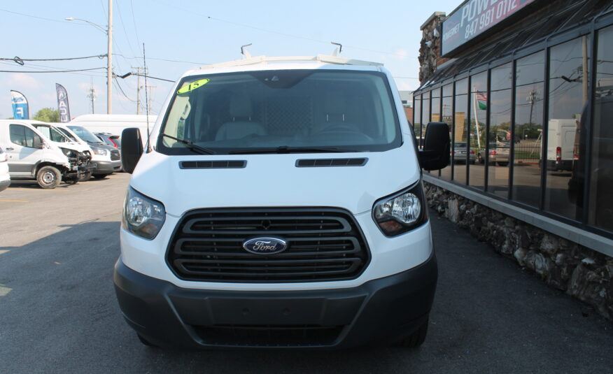 2015 Ford Transit 250 Van Low Roof w/Sliding Side Door w/RWB Van 3D