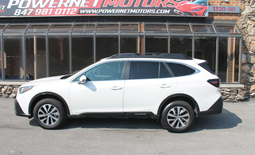 2020 Subaru Outback Premium Wagon 4D