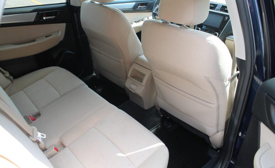 2018 Subaru Outback 2.5i Premium Wagon 4D