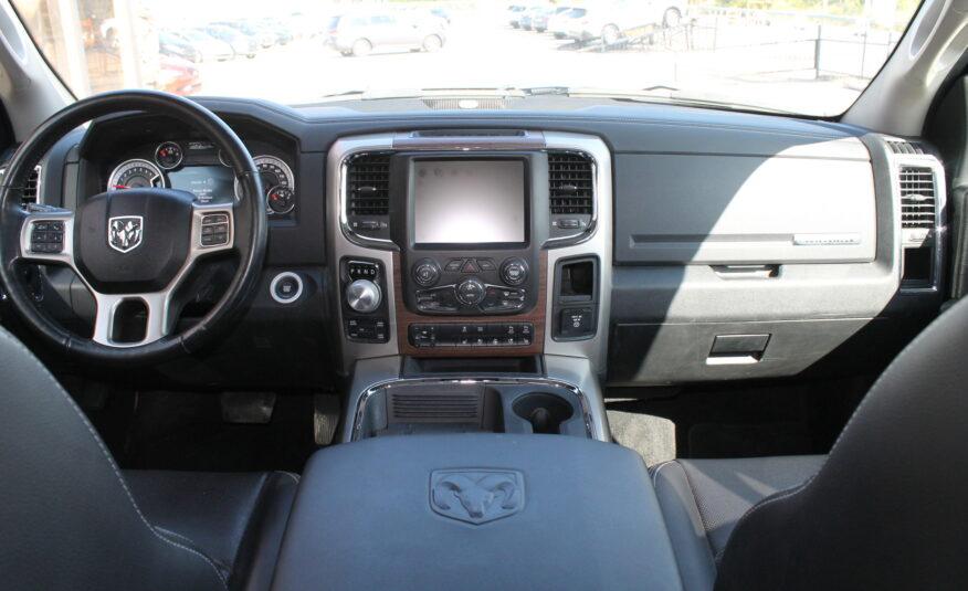 2017 Ram 1500 Crew Cab Laramie Pickup 4D 5 1/2 ft
